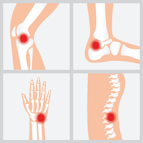 Disease of the joints and bones