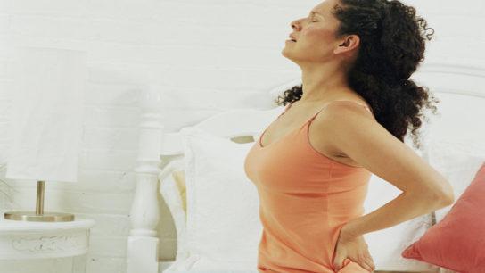 Woman with Fibromyalgia 0116