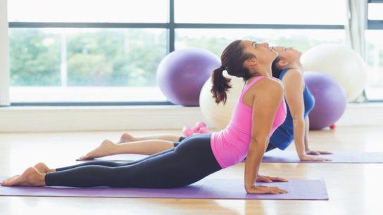 Nonpharmacologic Alternatives Yoga 0116