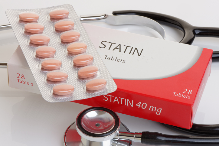 statin treatment pills