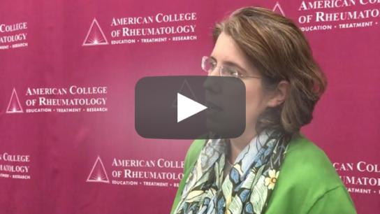 Dr Megan Clowse discusses pregnancy concerns in women with arthritis.