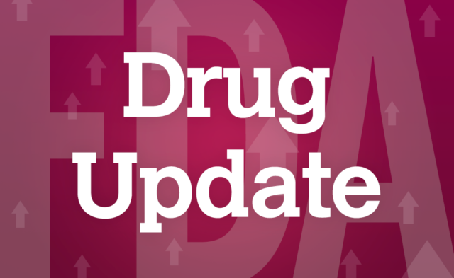 FDA-drug-update