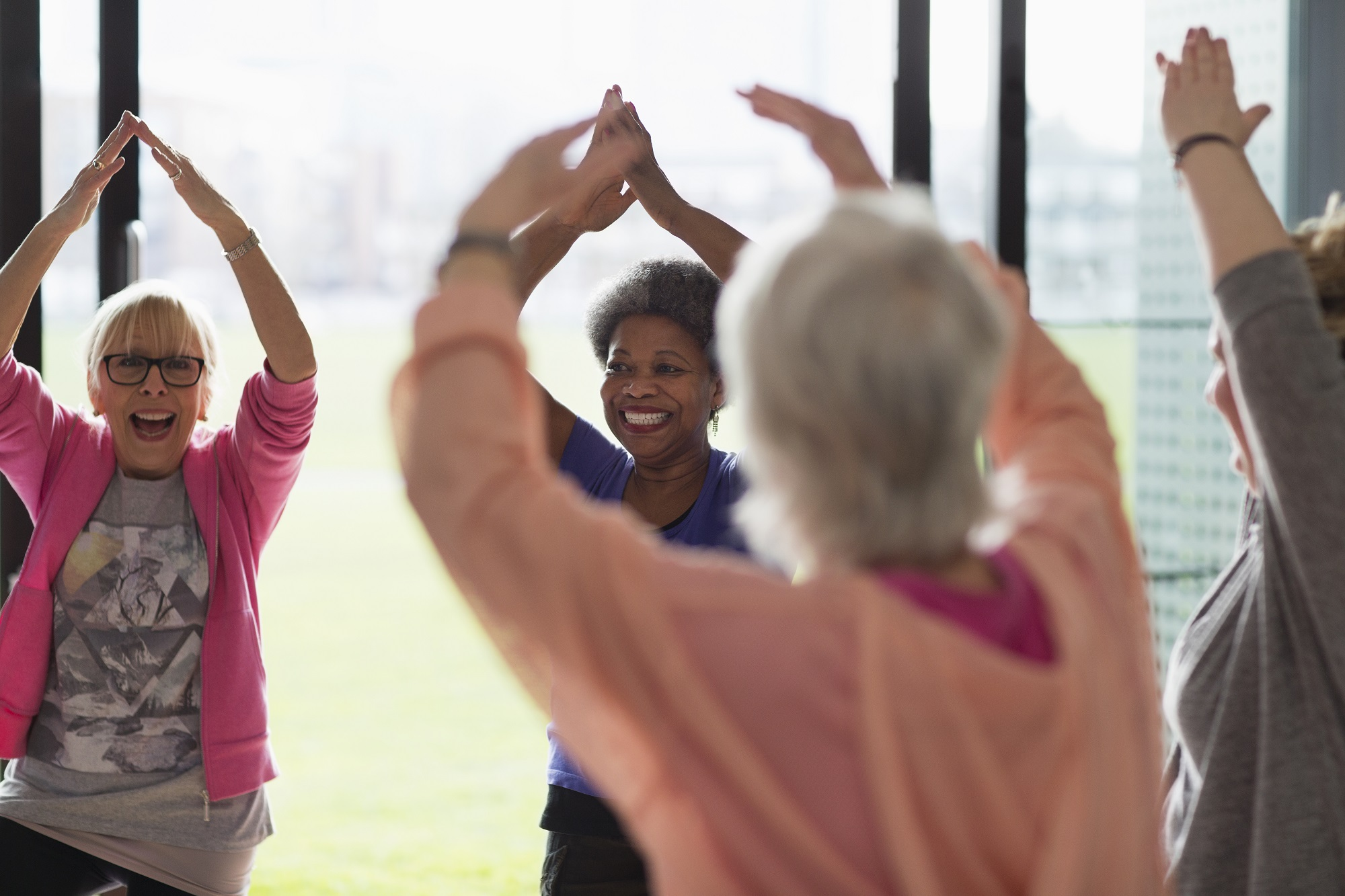 Exercise May Be an Effective Alternative Treatment Option
