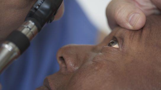 eye examination, optometrist